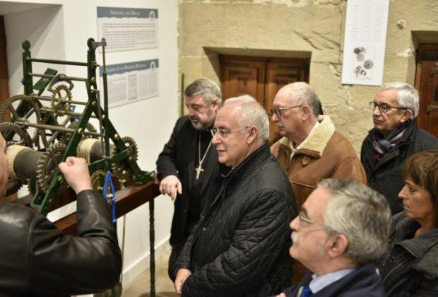 Ceniceros museo relojes y campanas Santo Domingo 6