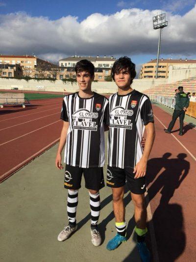 Leandro e Iván Ruiz