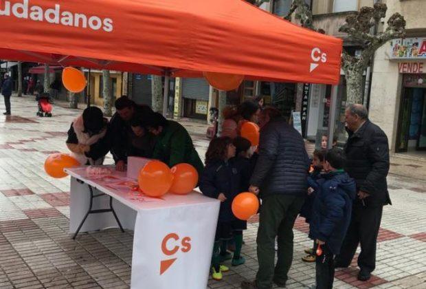Ciudadanos en Santo Domingo de la Calzada