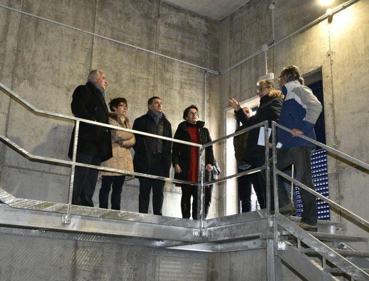 Visita depósito de agua de Castañares de Rioja 04