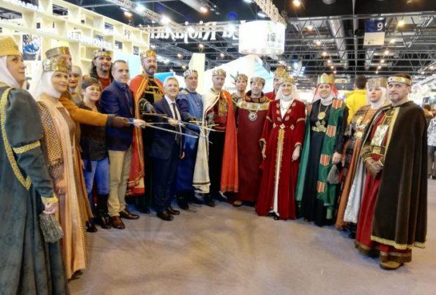 El Reino de Nájera en FITUR