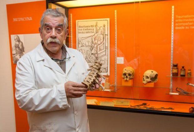 cardiólogo Julio Martínez Florez
