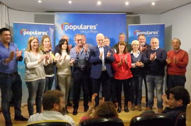 Candidatos PP comarca de Haro