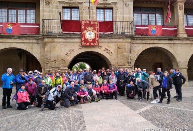 Camino de Santiago de Haro