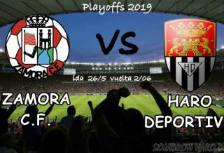 Haro Deportivo - Zamora
