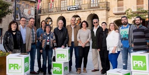 candidatura haro PR+