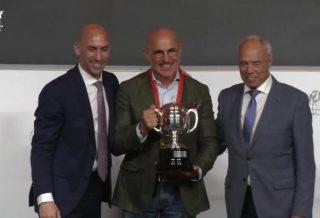 Trofeo Haro Deportivo con Luis de la Fuente