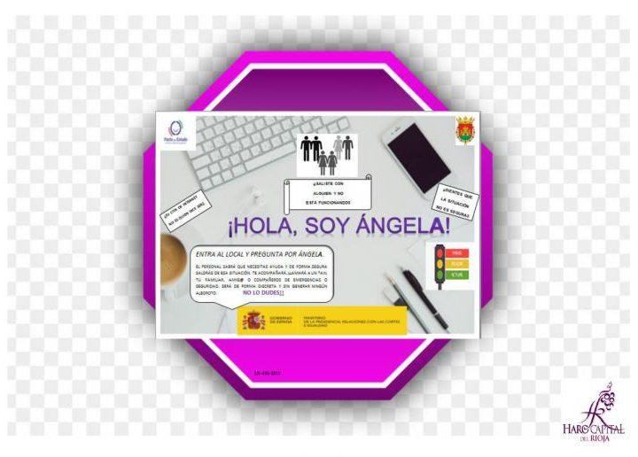 Cartel Ángela
