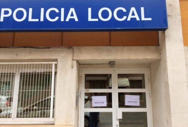 Policia Loca de Nájera
