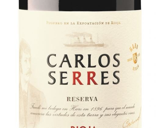 Carlos Serres Reserva-Uno de los 4 mejores Tempranillos del Mundo