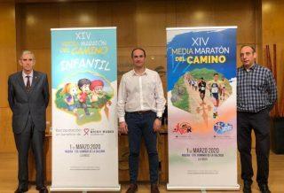 foto presentacion media maraton