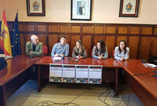 Presentación jornadas emprendimiento Sato Domingo La Calzada