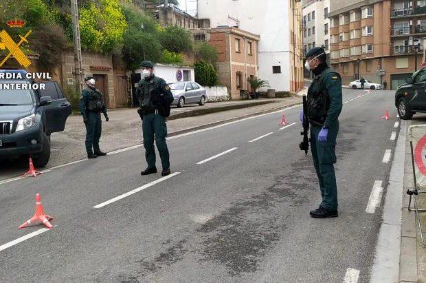 Control Guardia Civil