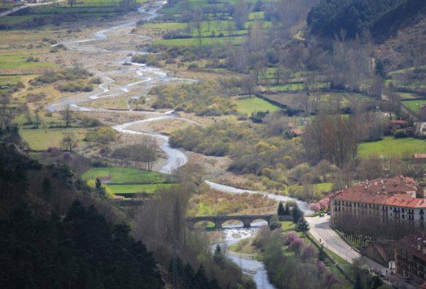 Oja rio Ezcaray