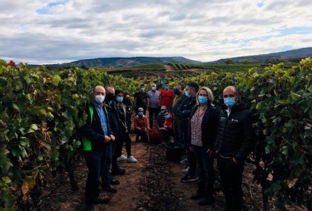 R. ARAG-ASAJA con Agricultura 6 octubre