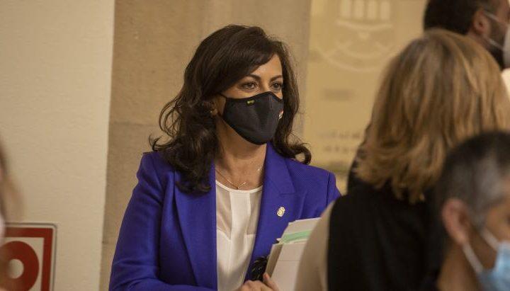 presidenta del Gobierno de La Rioja