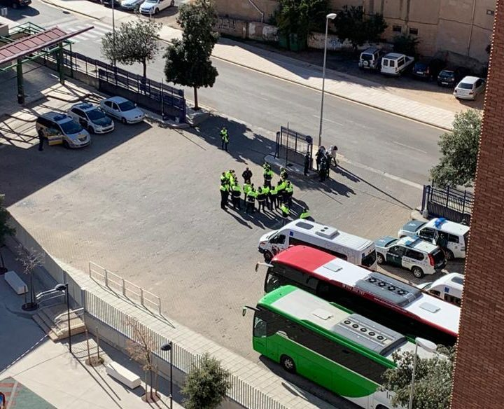 policías prácticas Arnedo2