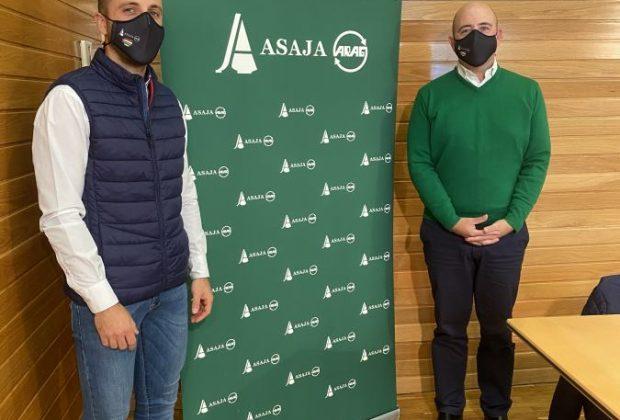 ARAG-ASAJA. Eduardo Pérez + Igor Fonseca