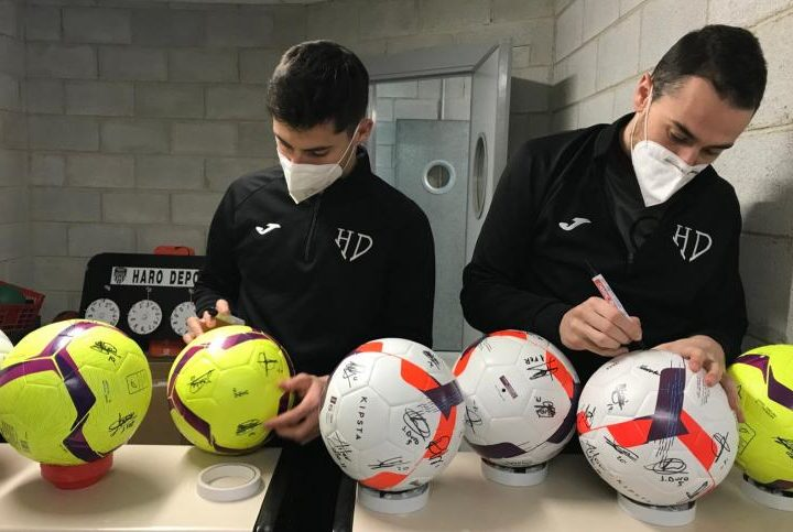Balon del Haro Deportivo